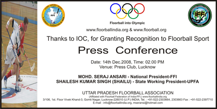 Click to know about Floorbll into Olympic news